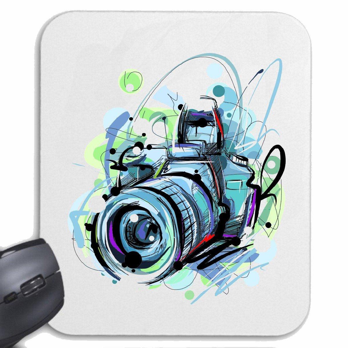 Mousepad Alfombrilla de ratón Las cámaras Digitales cámara de la ...