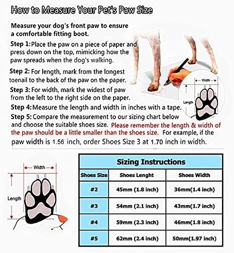 KEESIN Pet Dog Puppy Waterproof Nonslip Sports Socks Shoes Boots Paw Protector for Small//Medium//Large Pet Dog 4 PCS #6, Plaid Rubber Sole