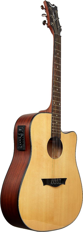 Dean Guitars AX DCE GN Dreadnought – Guitarra electroacústica (con ...
