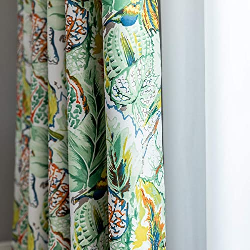 VOGOL Watercolor Living Room Curtains Review