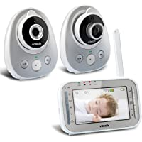 VTech Digital Video Baby Monitor with Two Cameras