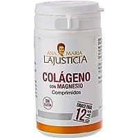 Ana Maria Lajusticia - Colágeno con magnesio – 75 comprimidos articulaciones fuertes y piel tersa. Regenerador de…