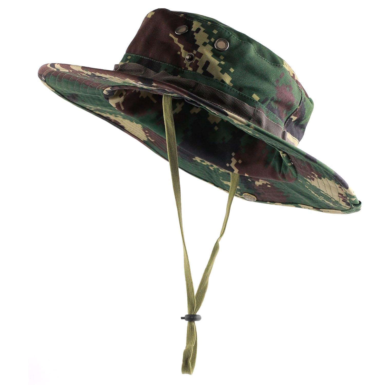 Jemis Camouflage Boonie Hat (Multicam)