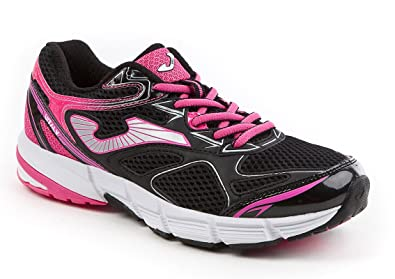 Joma , Damen Laufschuhe, schwarz - Schwarz - Größe: EU 38
