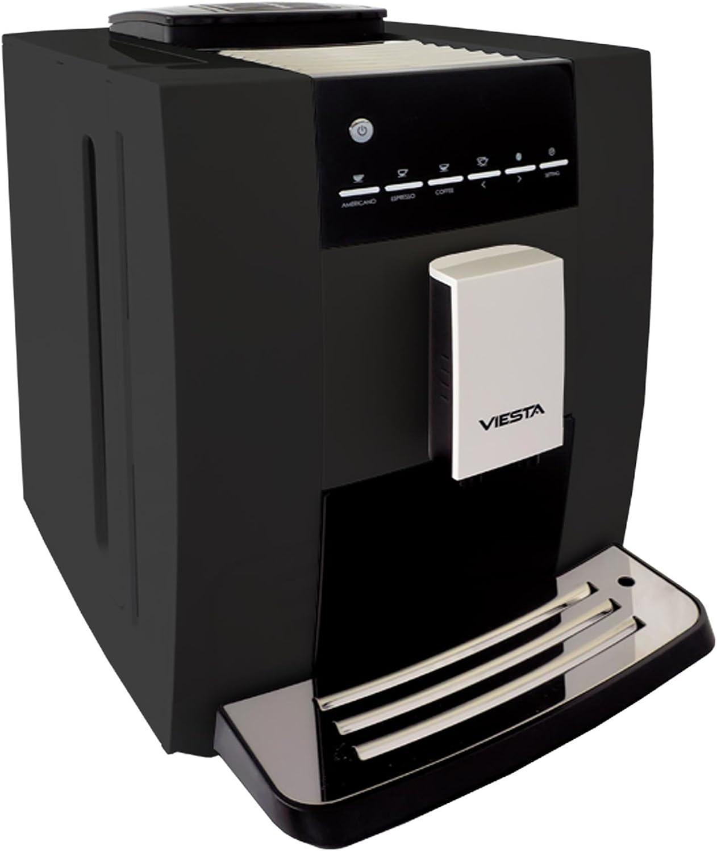 VIESTA Máquina de café CB300S- Alta Potencia (1,8 litros, 19 Bar ...