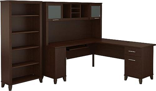 Deal of the week: Bush Furniture Somerset L Shaped Desk