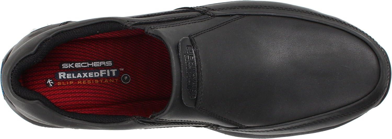 Zapatos De Trabajo Skechers Se Deslizan En 3NdC4