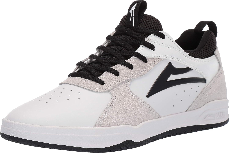 Lakai Footwear Proto White/Black