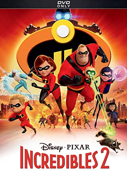 Incredibles 2 by Amazon