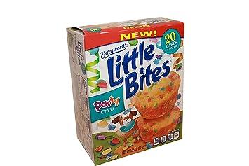 Amazon Entenmanns Little Bites Party Cakes 6 Boxes