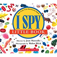 I Spy Little Book: A Book of Picture Riddles