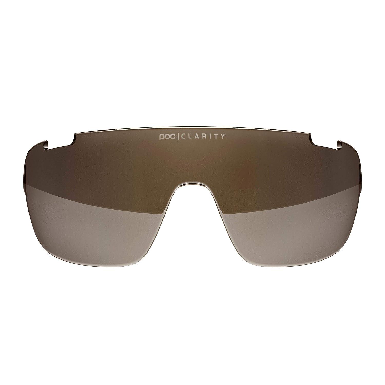 Unisex Erwachsene Einheitsgr/ö/ße durchsichtig POC DO Half Blade Sonnenbrille