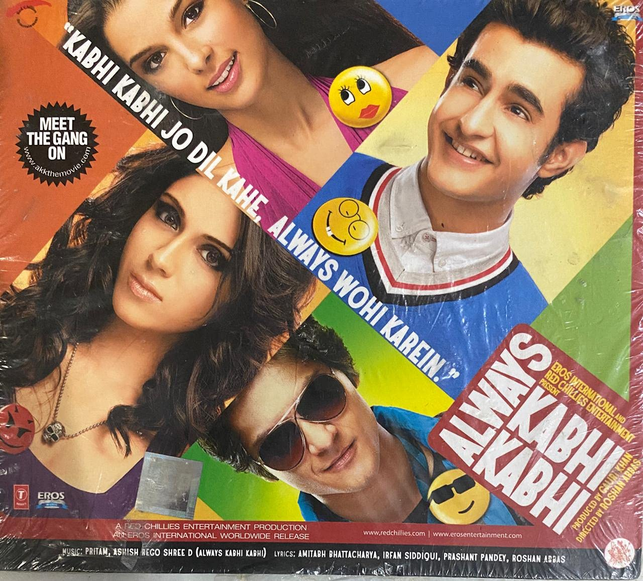 Always Kabhi Bollywood CD Soundtrack Max 89% New Orleans Mall OFF