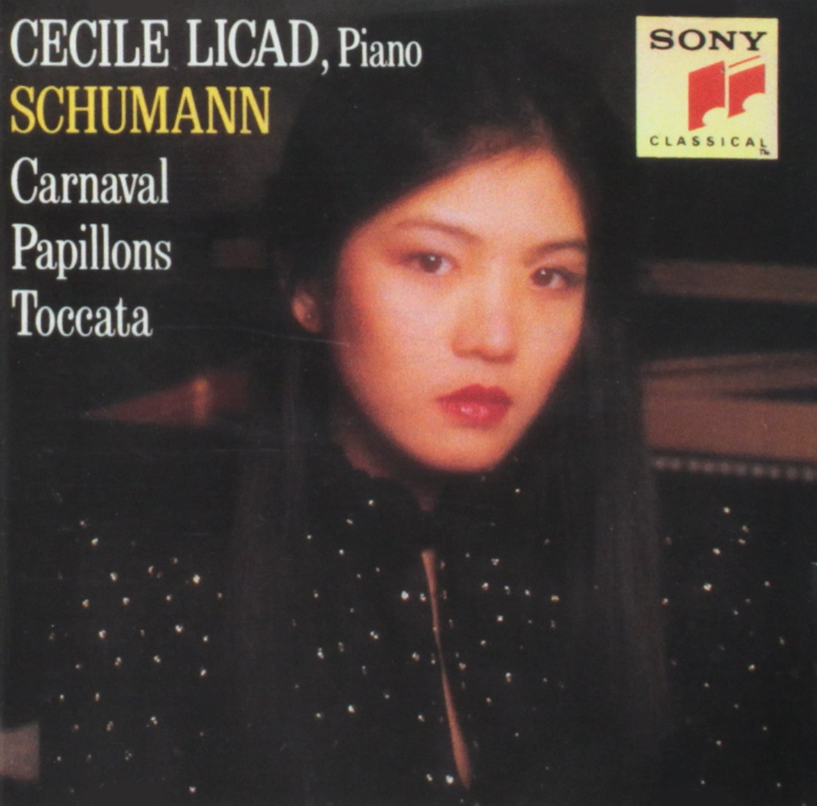Schumann: Carnaval; Papillons; Toccata by Sony