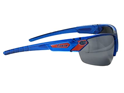 0687b3ca0ec Amazon.com   Florida Gators UF Blue Transparent Sunglasses S12BL ...