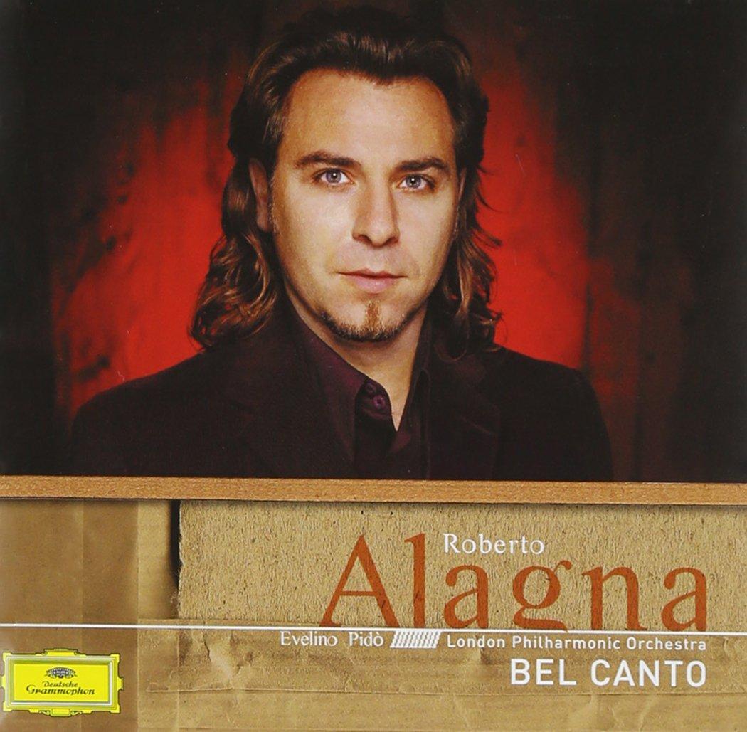 CD : Roberto Alagna - Bel Canto (CD)