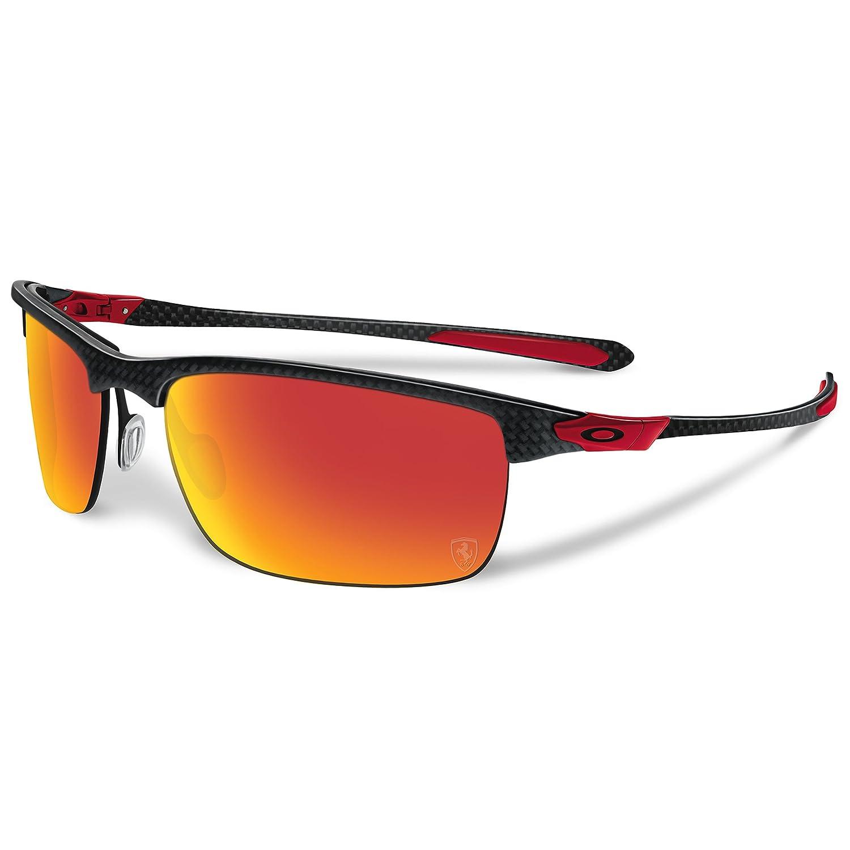2f563c2ad7 oakley ferrari sunglasses case Oakley Ferrari Edition Carbon Blade  Sunglasses with Ruby Iridium .