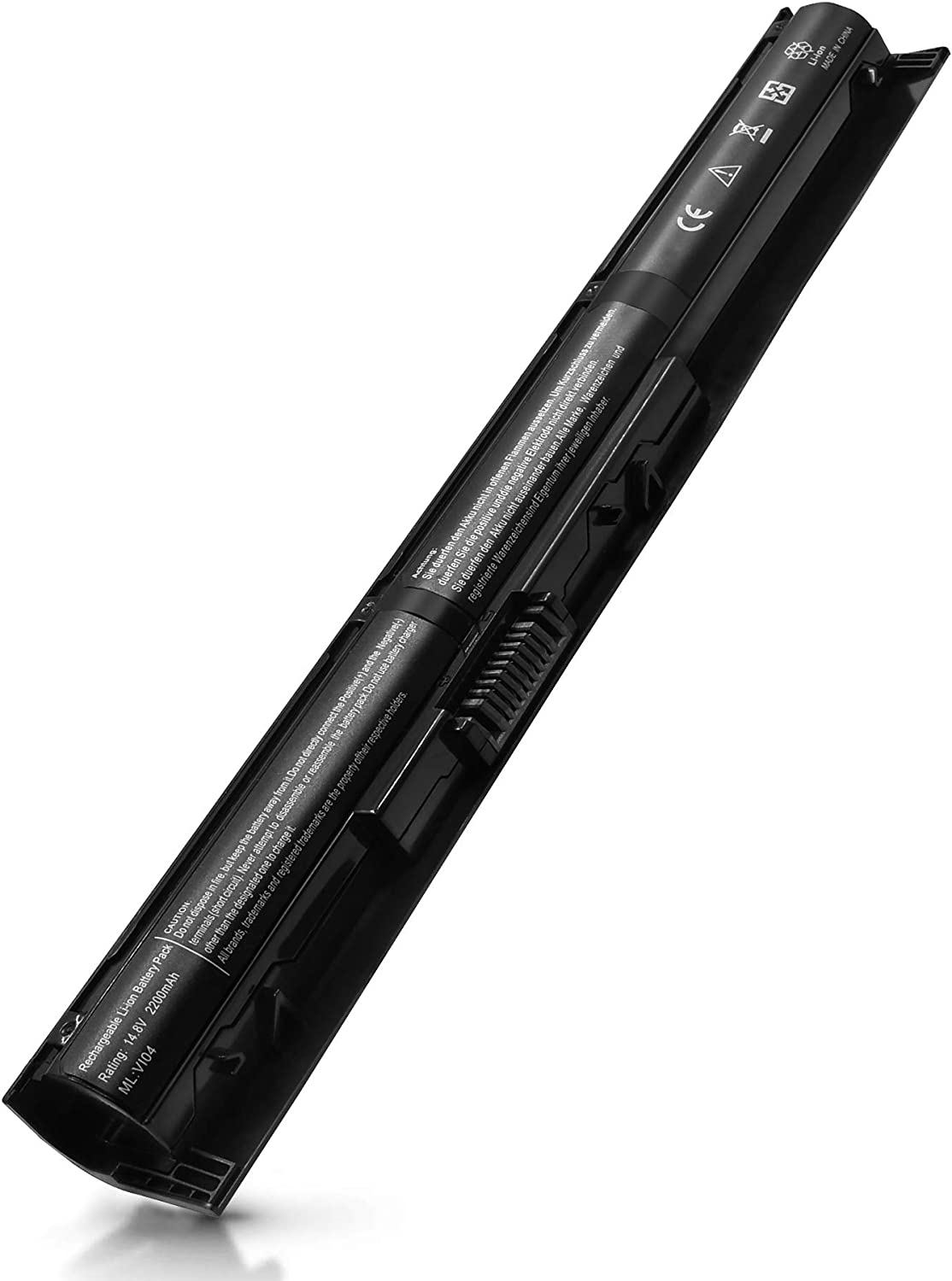 Ulvench VI04 Laptop Battery Replacement for HP 756743-001 756745-001 756479-421, HP ProBook 440 G2, 450 G2, TPN Q139, Q140, Q141, Q142, Q143, HP Envy 14 15 17 Series - fit for HSTNN-DB6K HSTNN-LB6K