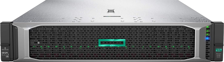 Hewlett Packard Enterprise ProLiant DL380 Gen10 2.1GHz 4110 500W Bastidor (2U) - Servidor (2,1 GHz, 4110, 16 GB, DDR4-SDRAM, 500 W, Bastidor (2U)) P06420-B21