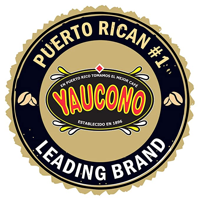 Yaucono Espresso Puerto Rican Coffee Capsules for Machines (18 Capsule Box)