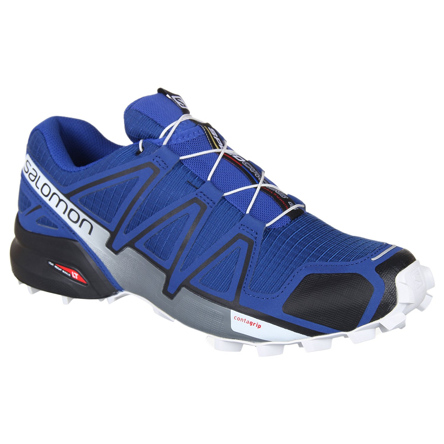 Salomon Speedcross 4 mazarine blue wildblackwhite au
