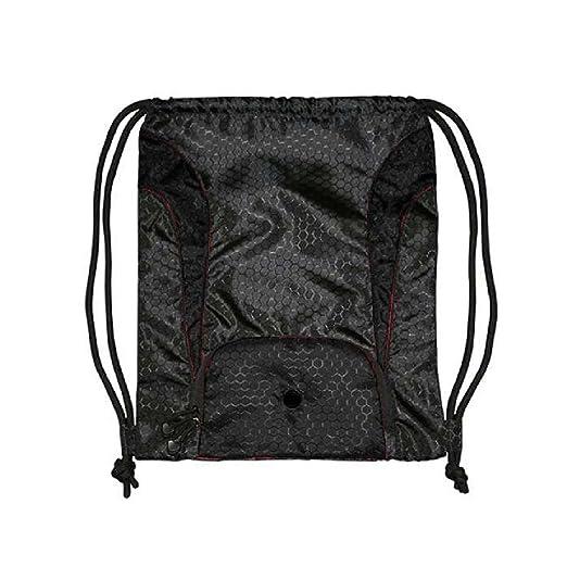 894abc7cc440 Amazon.com | Bagiva Honeycomb Durocord Drawstring Bag / Backpack Gym ...