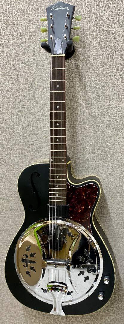 Washburn R70BCEK Richie Owens - Guitarra acústica con resonador ...