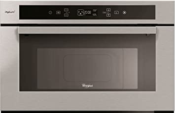 Whirlpool AMW 761 IXL Integrado 31L 1000W Acero inoxidable - Microondas (Integrado, 31 L