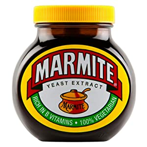 Marmite Yeast Extract - 250g - Pack of 2 (250g x 2)