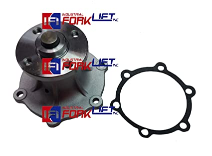 New Toyota Forklift Water Pump PN 16120-10940-71