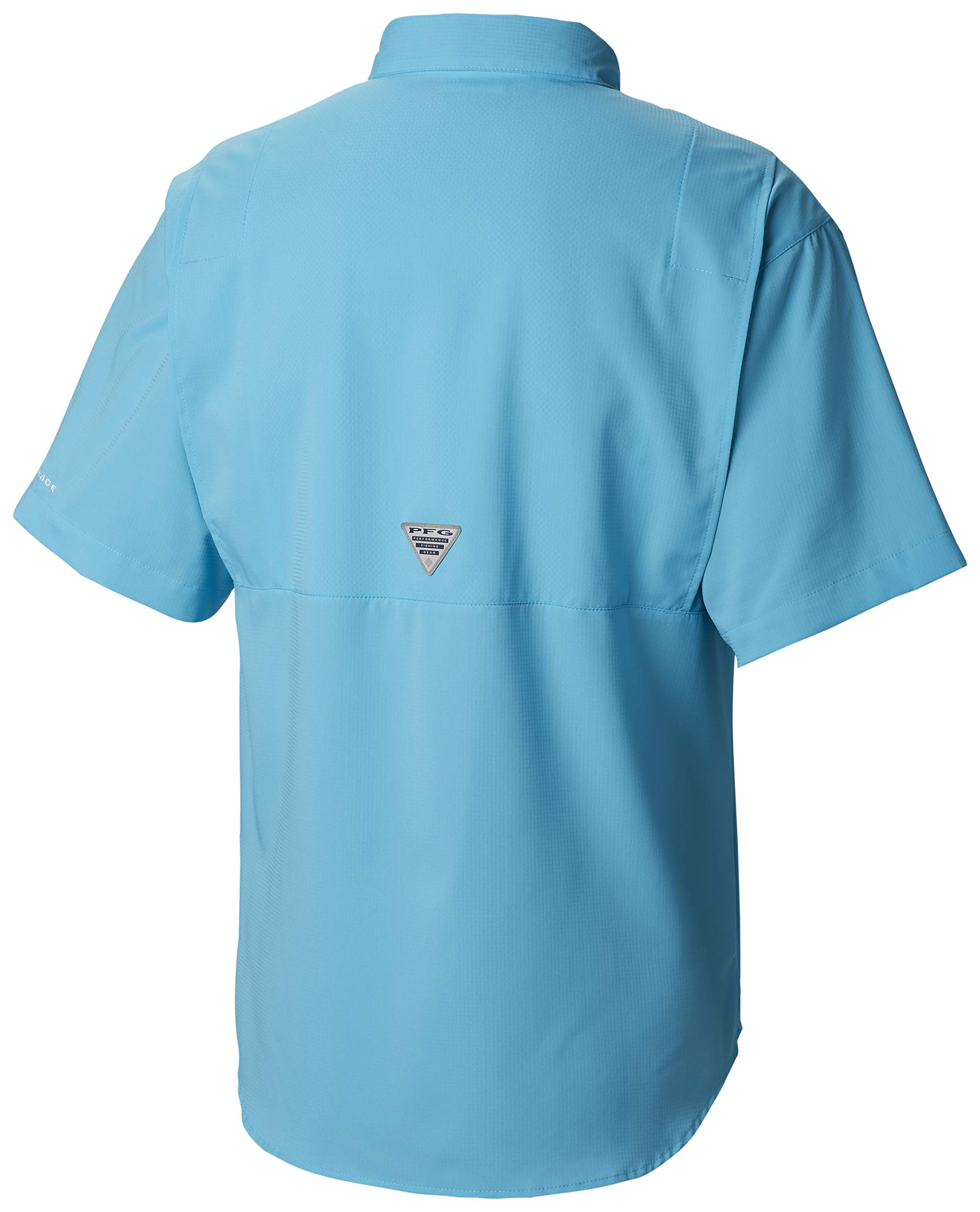Columbia Men's Tamiami Ii Short Sleeve Shirt, Atoll, Small by Columbia (Image #2)