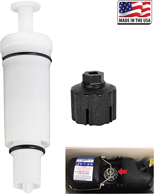 Replacement for Sloan C-100500-K Flushmate Flush Valve Cartridge Assembly