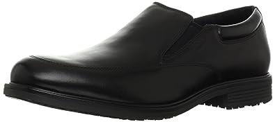 Rockport Men's Essential Details Water Proof SO Loafer,Black,6.5 ...