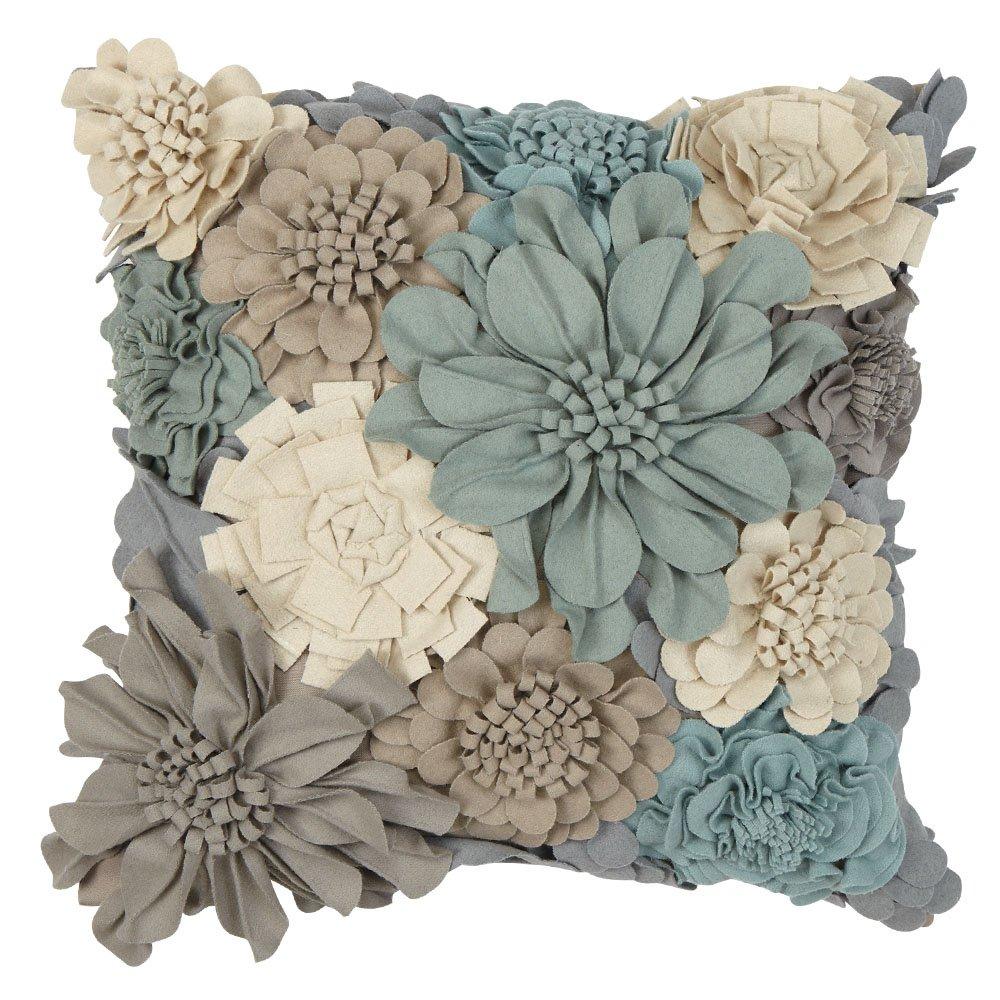 Ethan Allen Wildflower Pillow by Ethan Allen