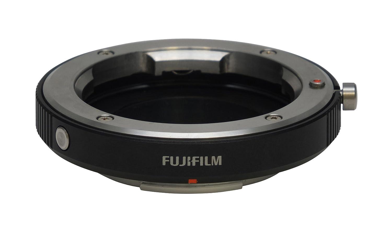 Fujifilm M Mount Adapter Adaptador para objetivo fotográfico g Negro