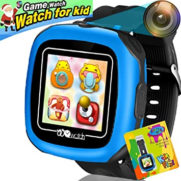 Amazon.com: Kid Smart Watch Game Watch with 1.5 Touch ...