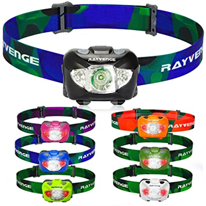 Rayvenge T3A LED Headlamp