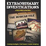 Extraordinary Investigations: The Morgan File: A Puzzle Novel