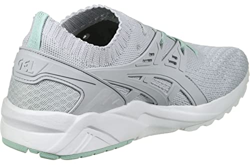 c554e2aa7c2d Asics Women s Gel Kayano Knit Lo H7N6N Trainer Gossamer Green   Amazon.co.uk  Shoes   Bags