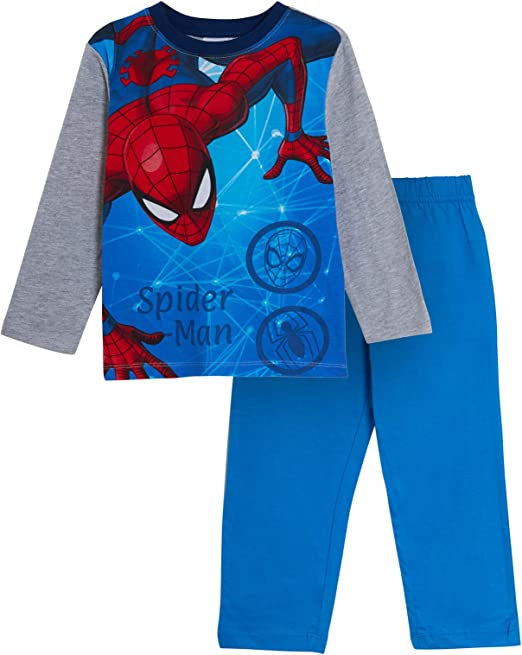 Boys Marvel Avengers Summer Pyjamas Pajamas PJ 4-5 years