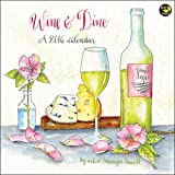Wine and Dine Wall Calendar by TF Publishing 2016