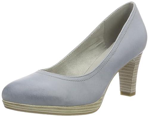 Amazon Para 22410 Mujer De Tamaris es Tacón Zapatos Tamaris nwF0SZqvw 04491535b74c