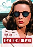 Leave Her to Heaven (The Criterion Collection)