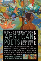 New-Generation African Poets: A Chapbook Box Set (Nne) Paperback