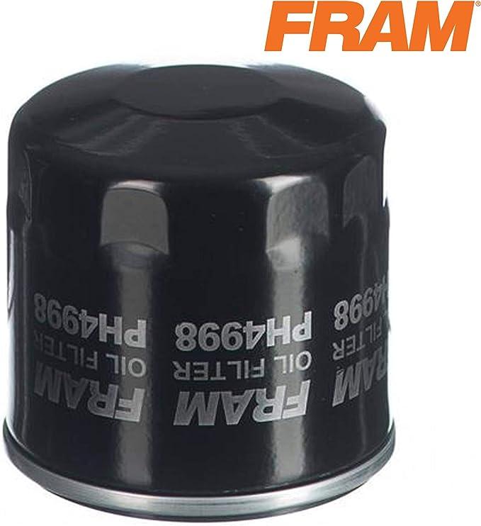 Fram PH4998 Filtro de aceite: Amazon.es: Coche y moto
