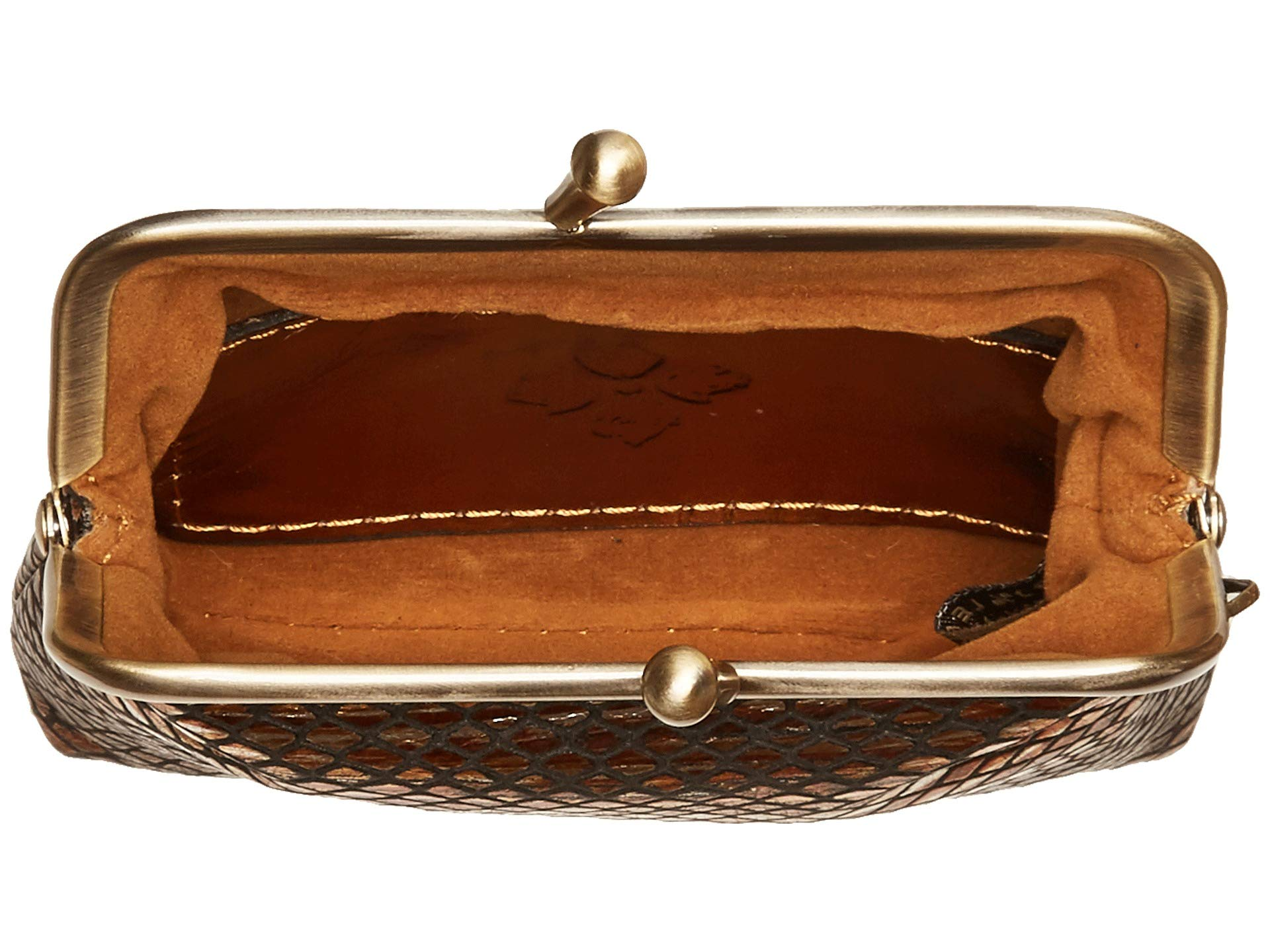Patricia Nash Women's Large Borse Coin Purse Gold 1 One Size by Patricia Nash (Image #4)