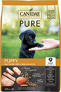 Canidae Pure Puppy Recipe