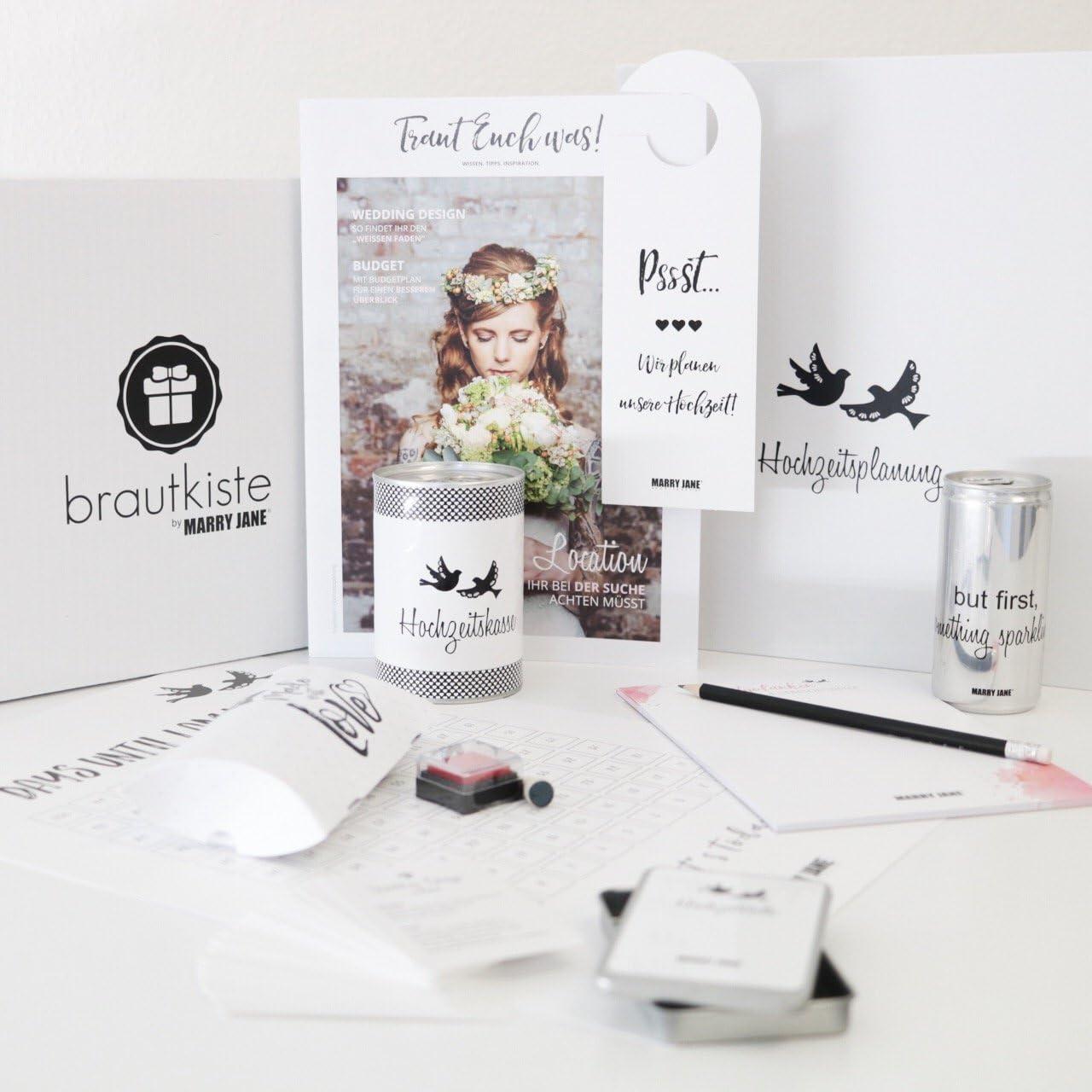 Hochzeitsplanung Kit