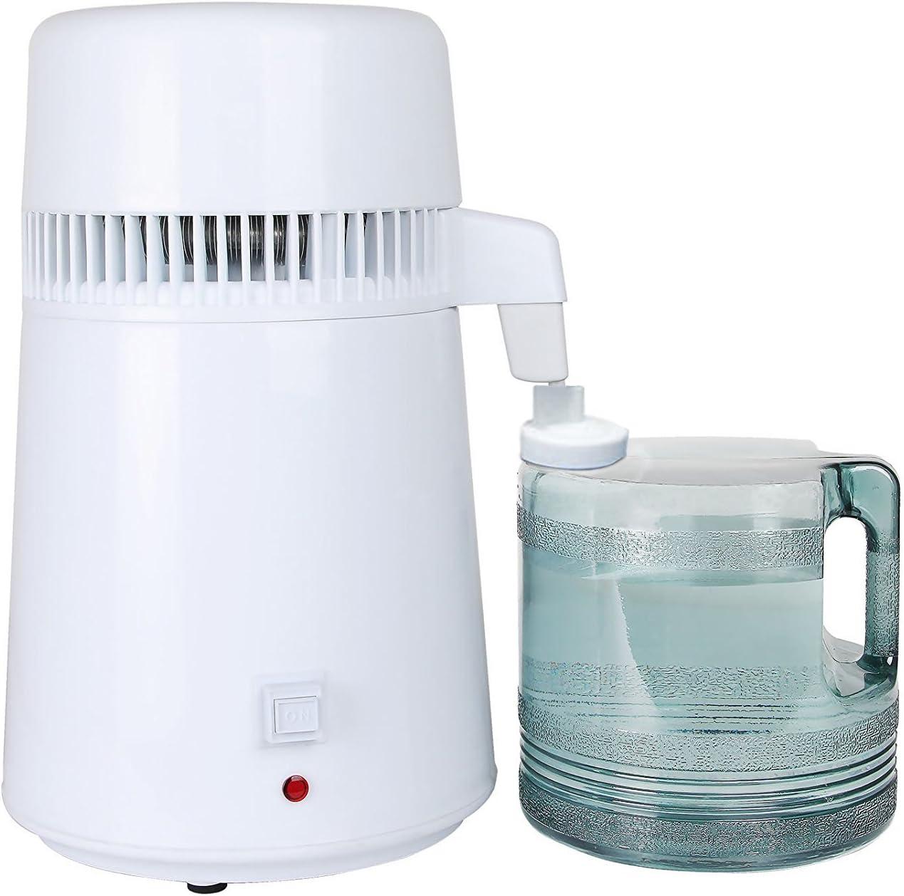 Vogvigo Destilador de agua pura Purificador de Agua Filtro Dental ...