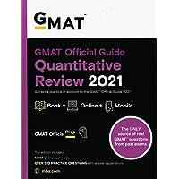 GMAT Official Guide Quantitative Review 2021, Book + Online Question Bank: Book + Online